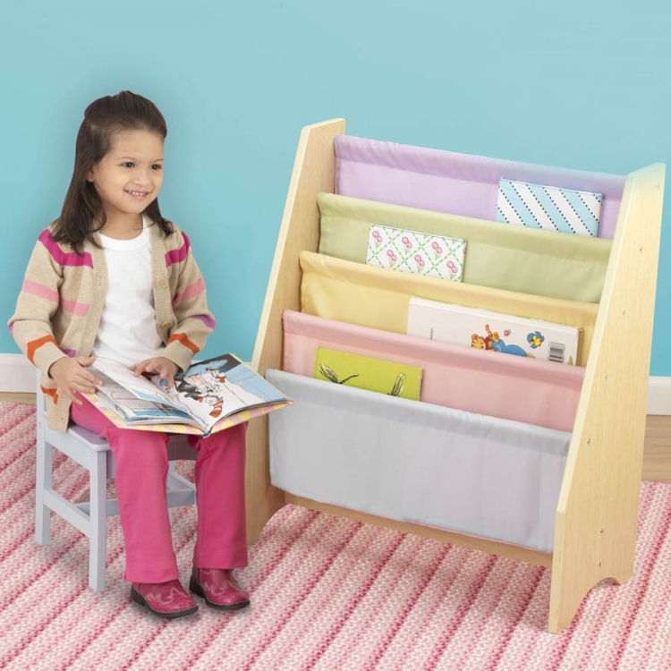 Youth Bookshelves and Storages