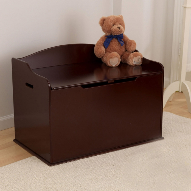 Austin Toy Box - Cherry - KidKraft