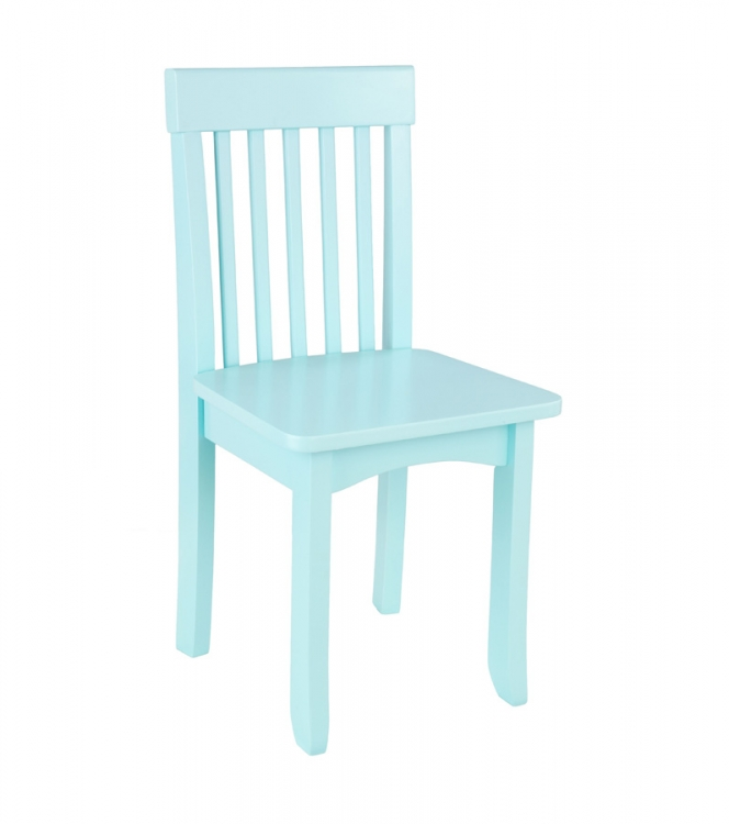 Avalon Chair - Ice Blue