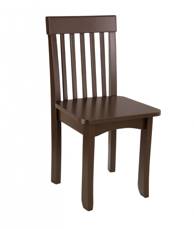Avalon Chair - Chocolate