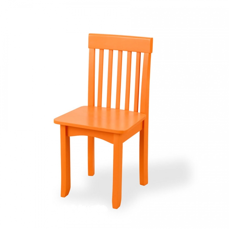 Avalon Chair - Pumpkin