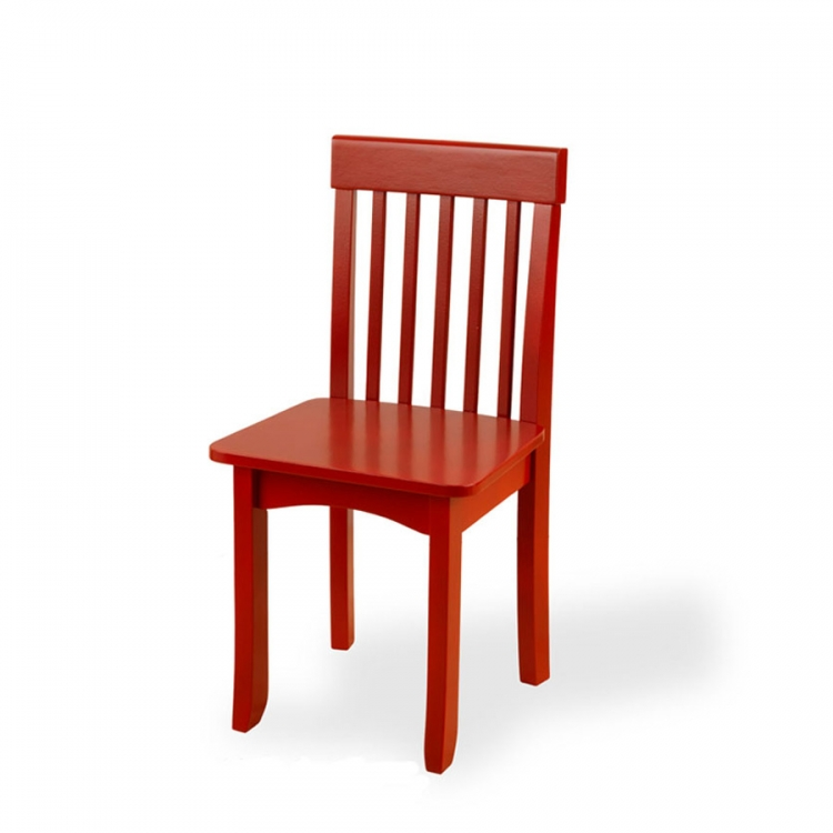 Avalon Chair - Cranberry - KidKraft