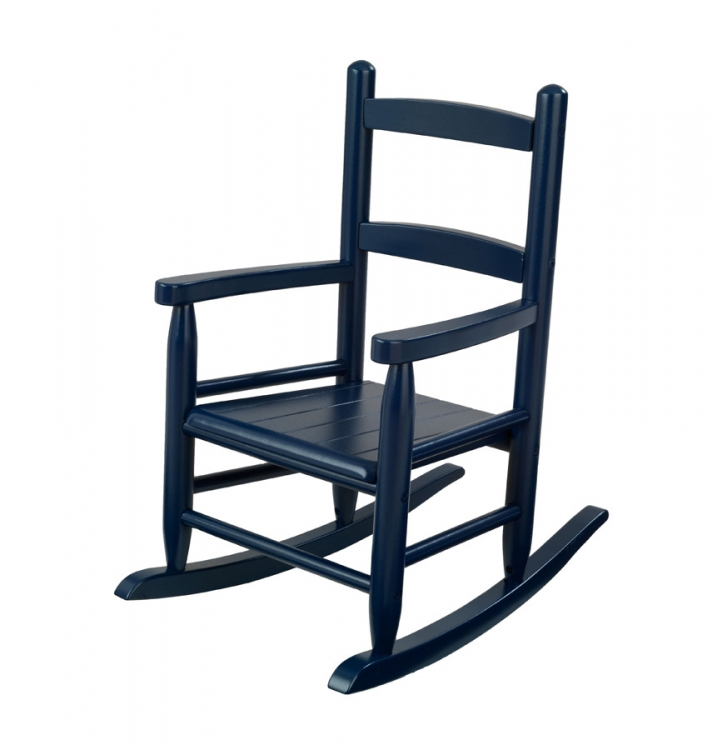 2-Slat Rocker - Blueberry - KidKraft