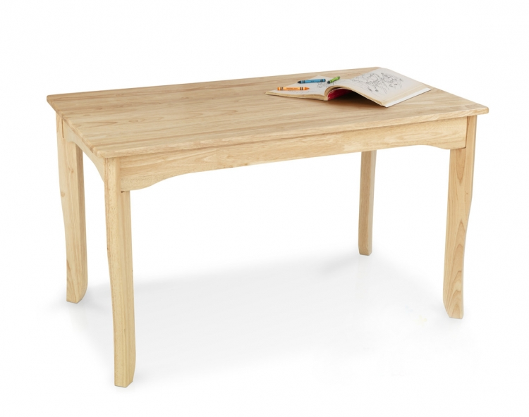Long Oslo Table - Natural - KidKraft