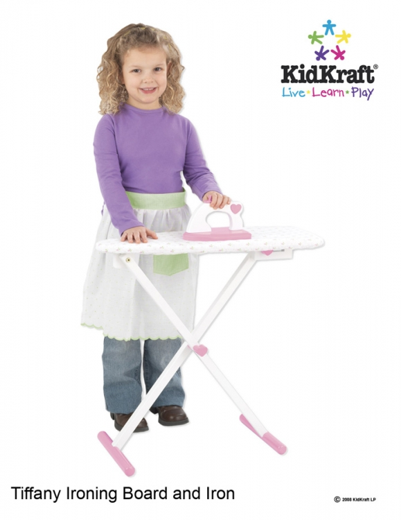 Tiffany Ironing Board Set - Kidkraft