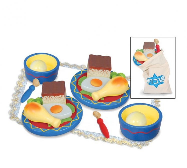 Shabbat for Two Set - KidKraft