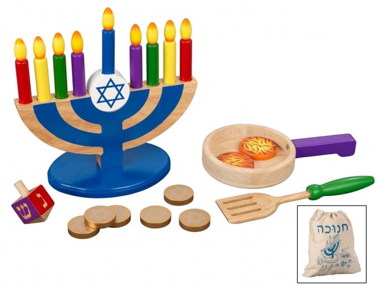 Chanukah Set - KidKraft