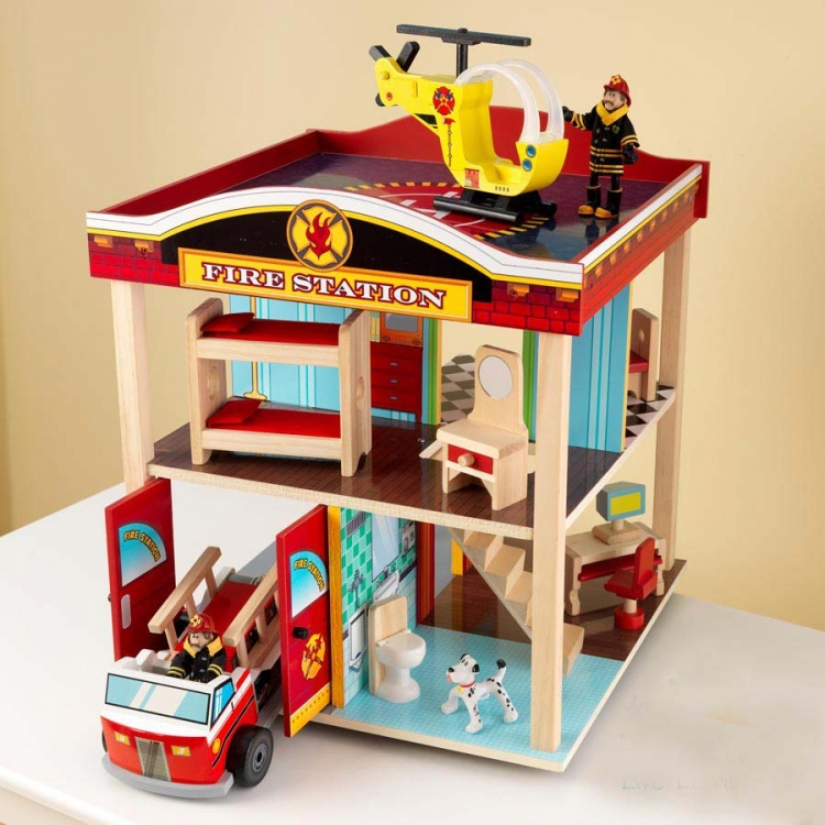 Fire Station Set - KidKraft