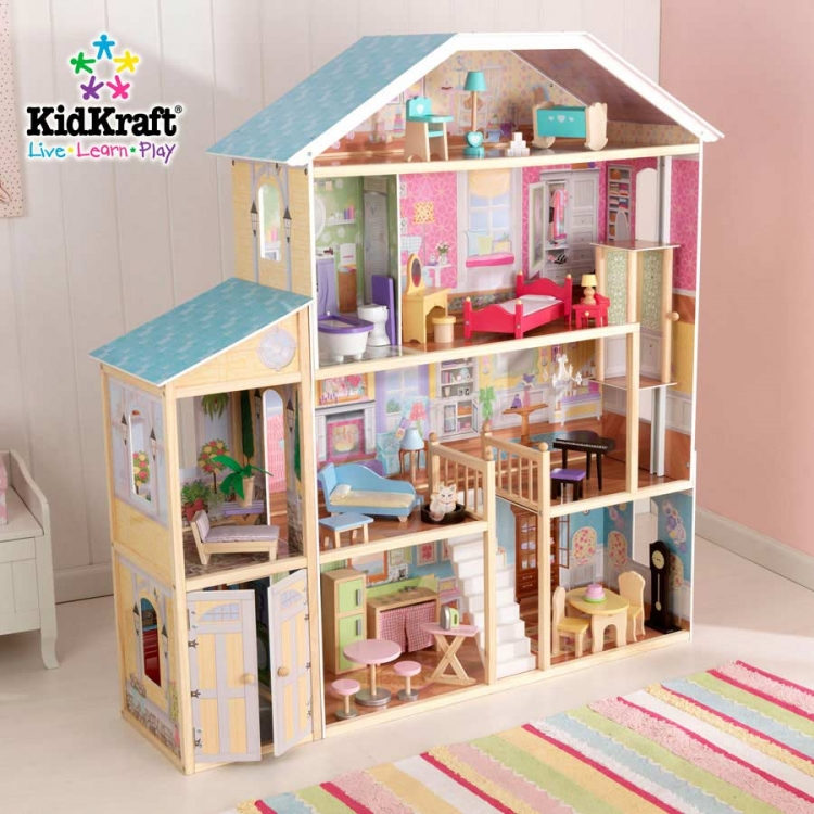 Majestic Mansion Dollhouse - KidKraft