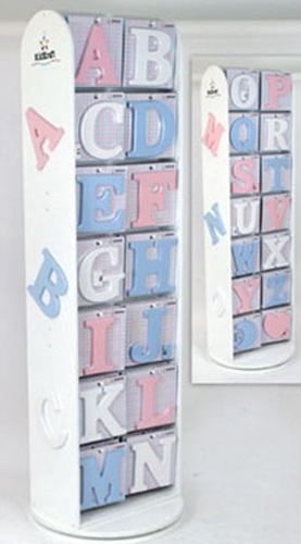 Multi Color Letter Pre-Pack - KidKraft