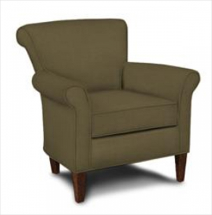 Louise Chair - Willow Olive