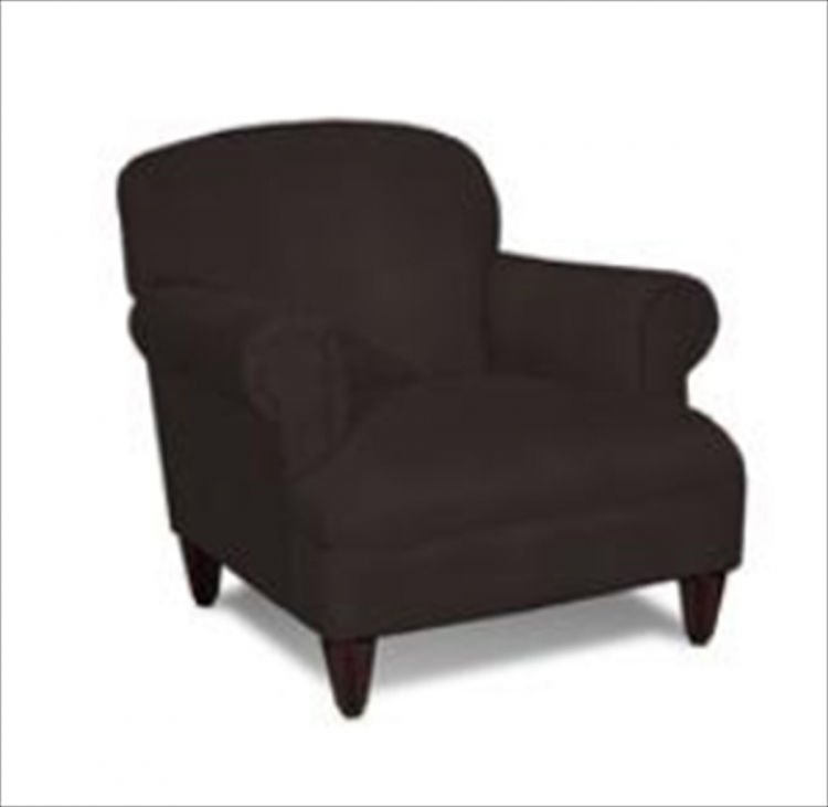 Wrigley Chair - Belsire Chocolate