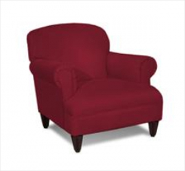 Wrigley Chair - Belsire Red