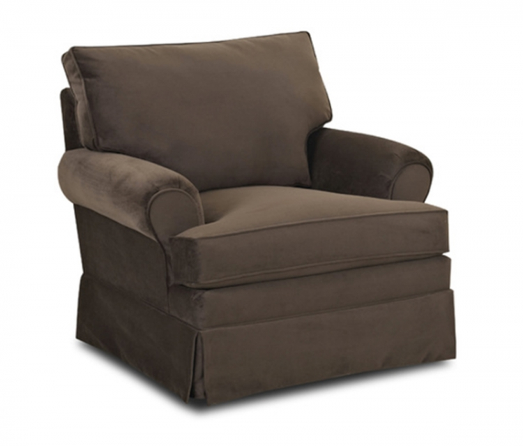 Carolina Chair - Belsire Chocolate