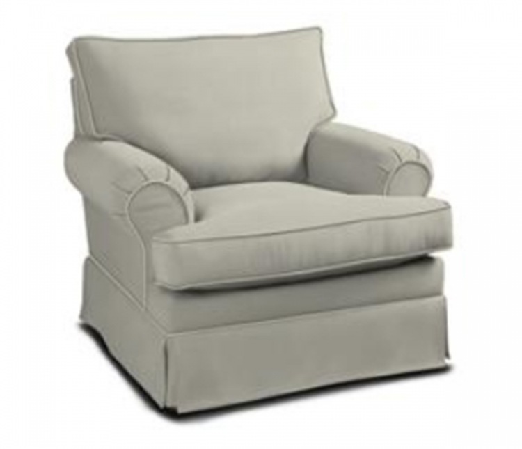 Carolina Chair - Belsire Grey