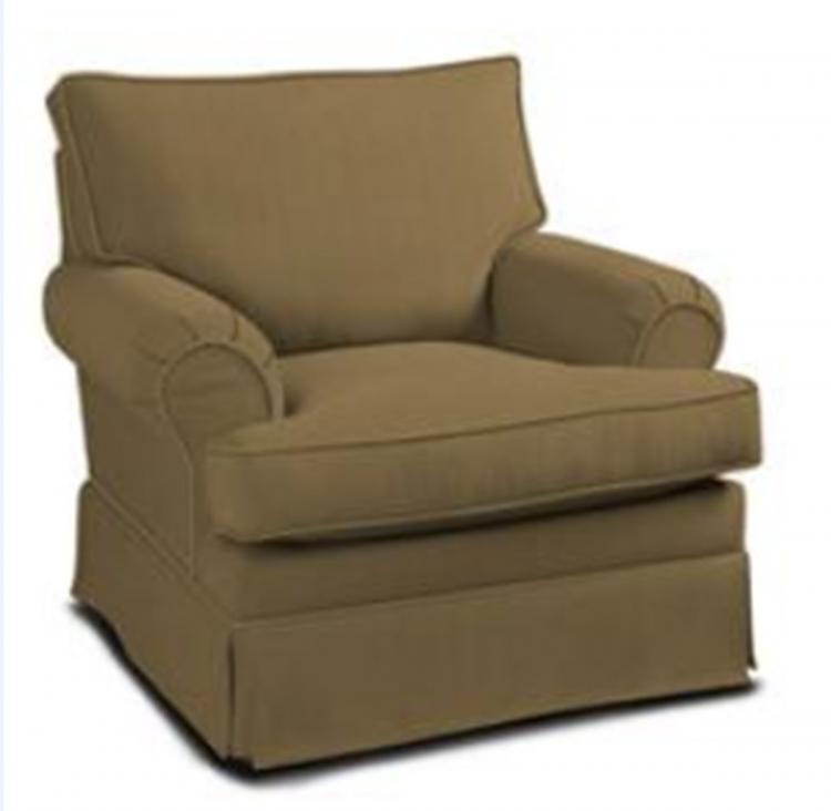 Carolina Chair - Belsire Honey
