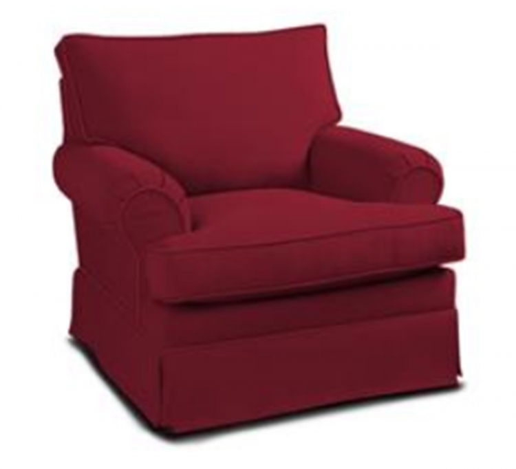 Carolina Chair - Belsire Red