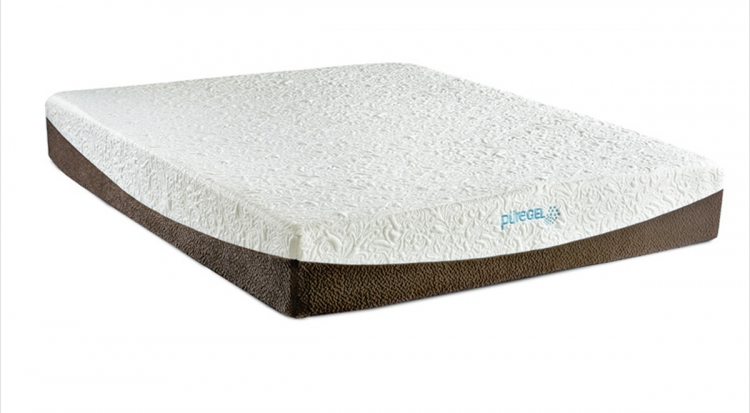 Denali 10-Inch Memory Foam King Mattress