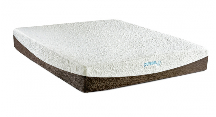 Denali 10-Inch Memory Foam Queen Mattress
