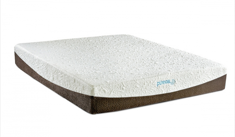 Denali 10-Inch Memory Foam Twin Mattress