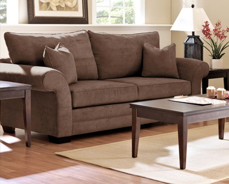Holly Sofa - Willow Java