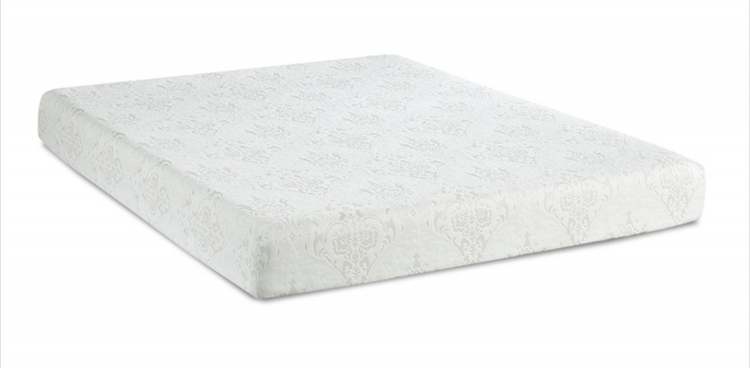 Hampton 8-Inch Cal King Memory Foam Mattress
