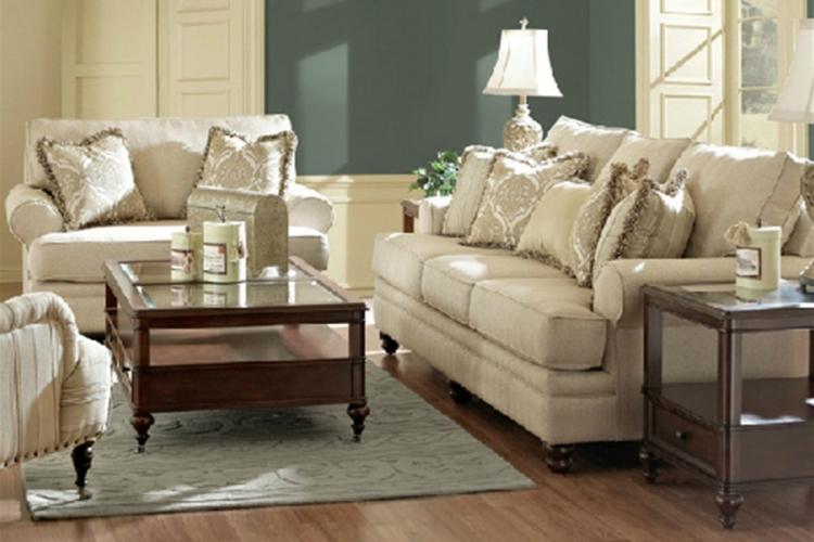 Klaussner Darcy Sofa Milan Straw K33230f S Homelement Com