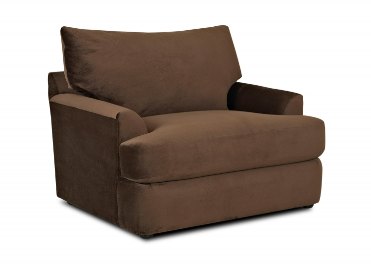 Findley Chair - Challenger Chocolate