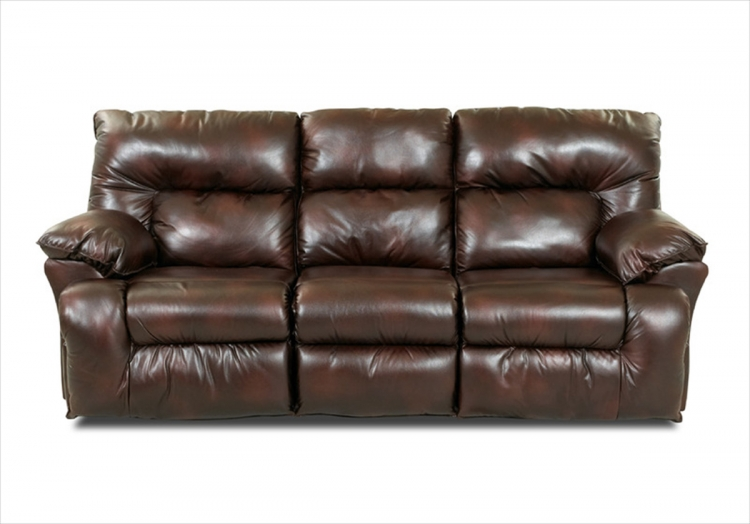 Laramie Reclining Sofa - Raleigh Tobacco
