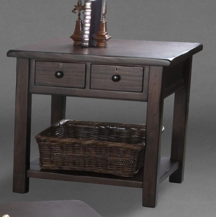 Providence End Table - Klaussner