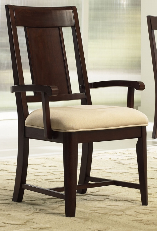 Proximity Dining Arm Chair
