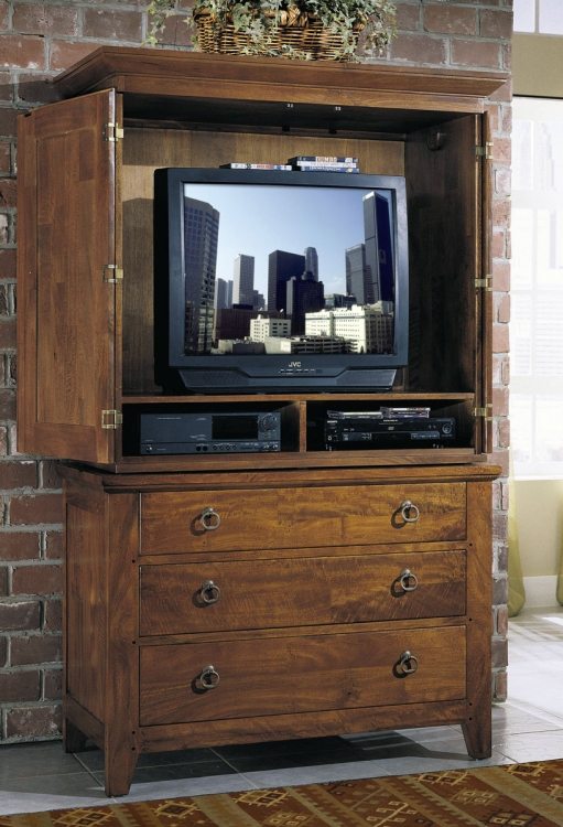 Urban Craftsmen TV Armoire