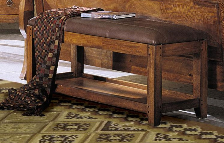 Urban Craftsmen Bedroom bench