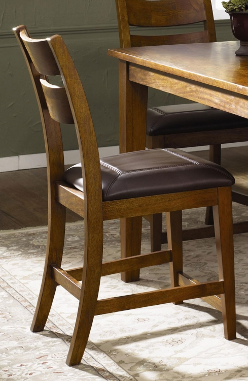 Urban Craftsmen Counter Height Chair - Klaussner