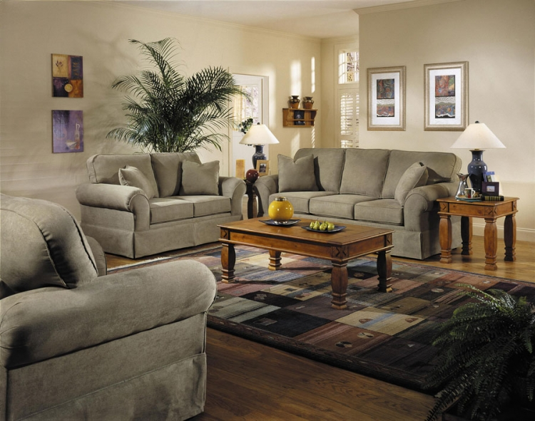 Woodwin Sofa Set