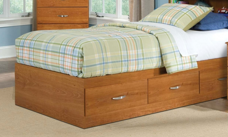 Tanner 3 Drawer Mates Bed