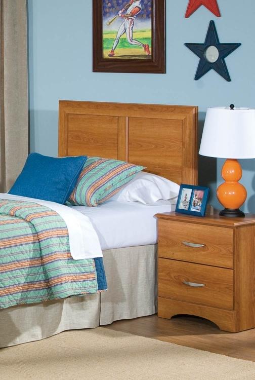 Kith Furniture Tanner 3 Drawer Mates Bedroom Set 110 Bed