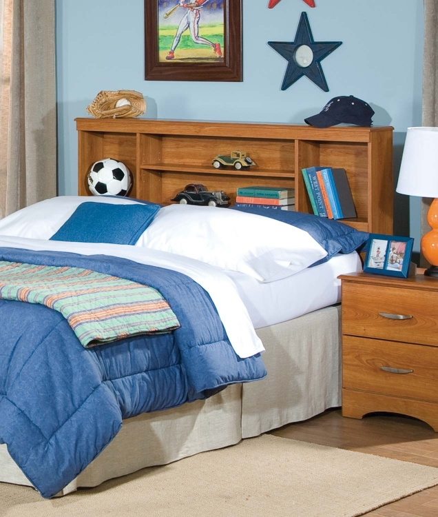 Tanner Bookcase Headboard