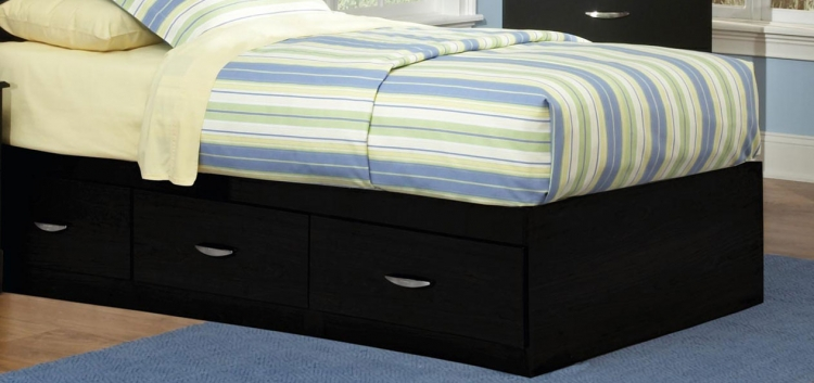 Jacob 3 Drawer Mates Bed