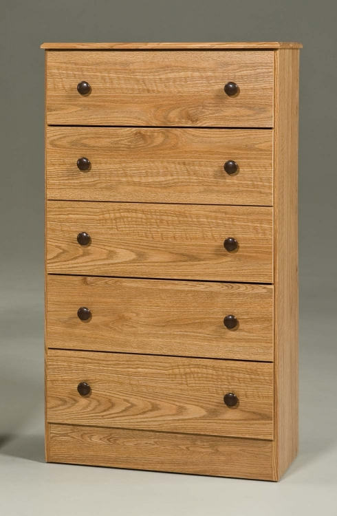 Factory Select 5 Drawer Chest