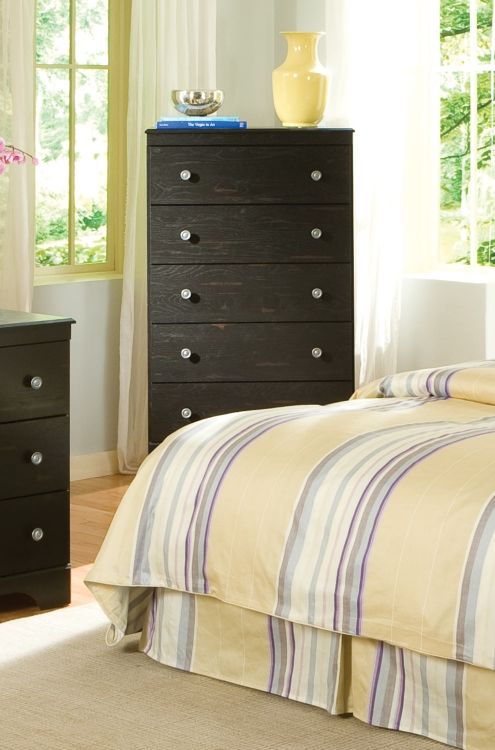 Allen 5 Drawer Chest