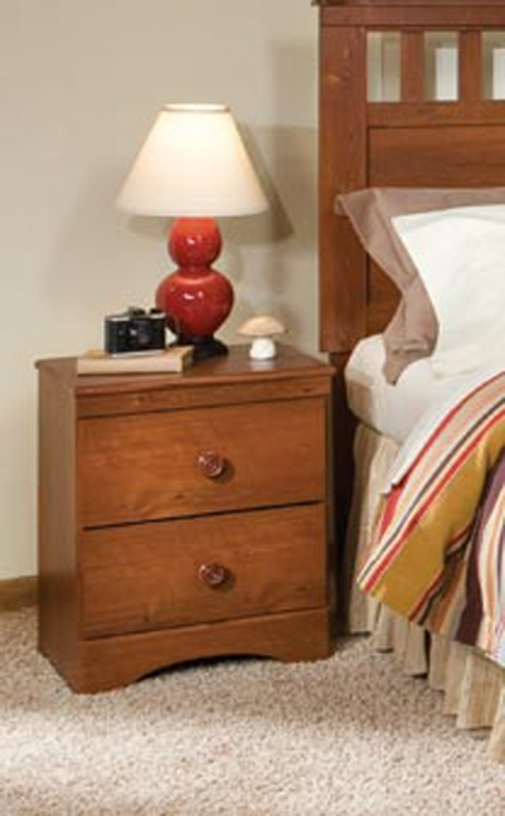 Bret Lee Nightstand