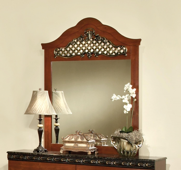 Megan Heights Mirror