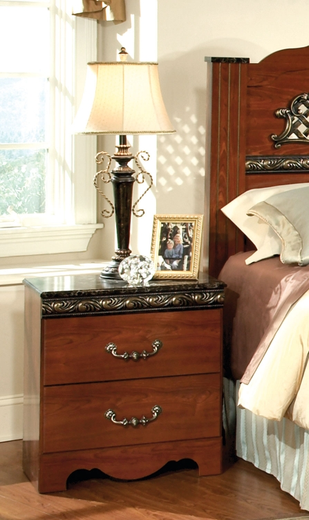 Megan Heights Nightstand