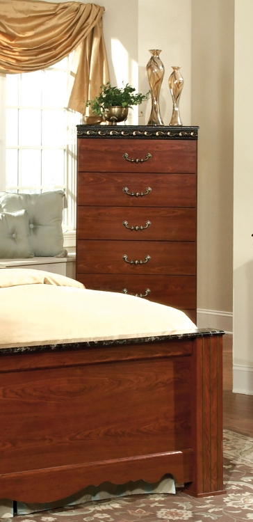 Megan Heights 5 Drawer Chest