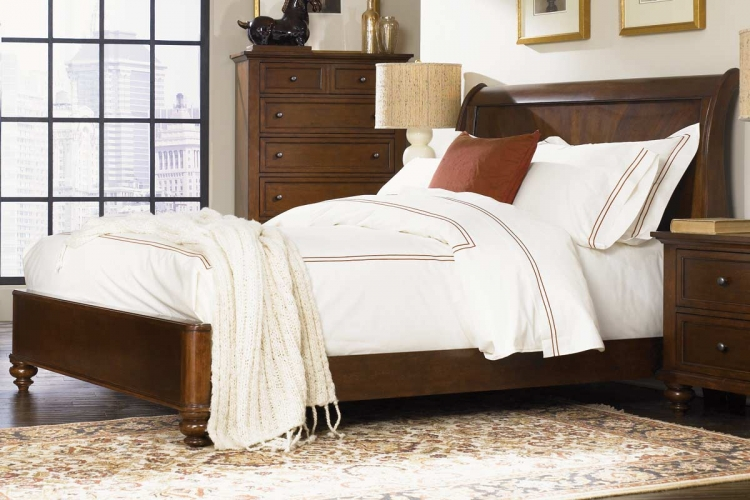 Hudson Valley Platform Bed