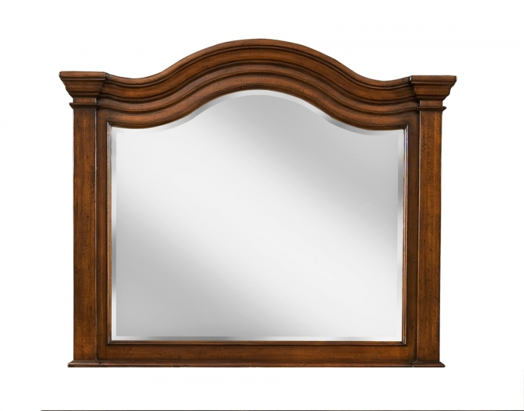 Claremont Valley Arched Dresser Mirror - Legacy Classic