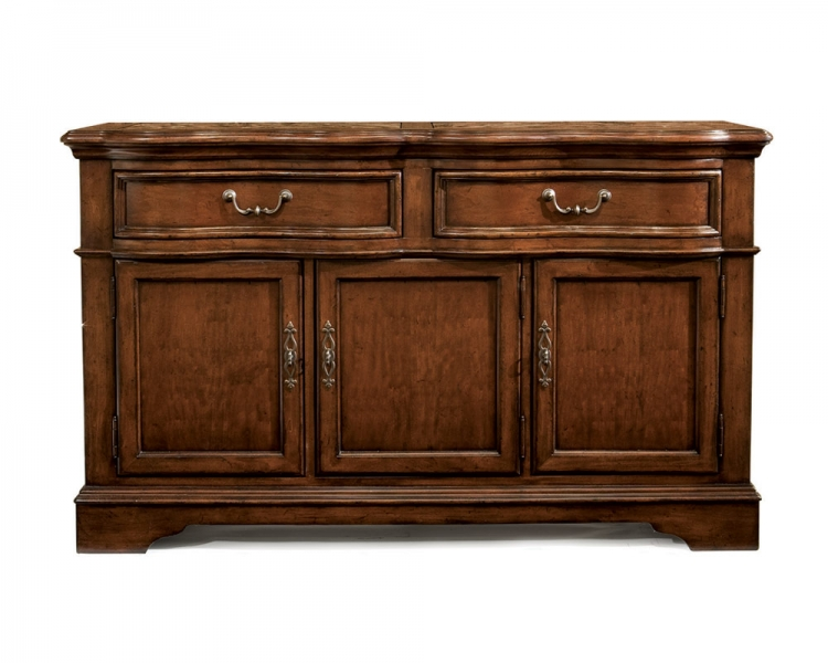 Claremont Valley Credenza with Marble Top