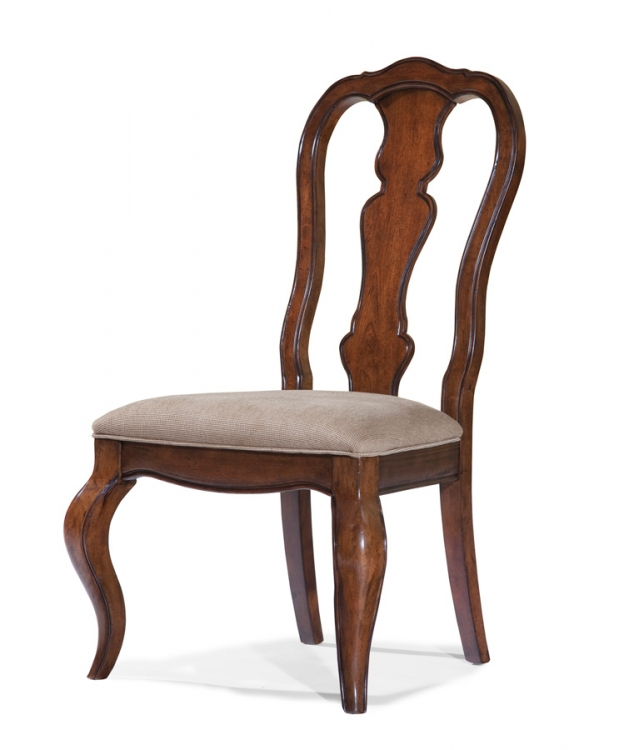 Claremont Valley Splat Back Side Chair