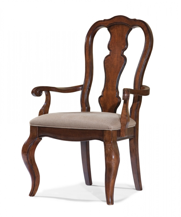 Claremont Valley Splat Back Arm Chair